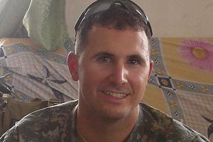 Sgt. 1st Class Micheal Barbera. Photo courtesy of www.supportmichael.org