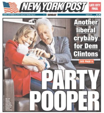 Hillary and the Molester
