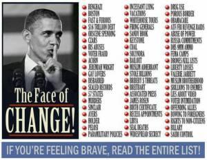 Obama List