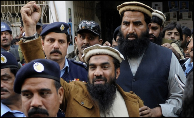 Zakiur Rehman Lakhvi, leader of Lashkar-e-Taiba and Mastermind that Murdered 166 innocent people.