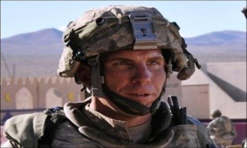 Former Staff Sgt. Robert Bales