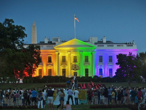 Gay White House Wedding