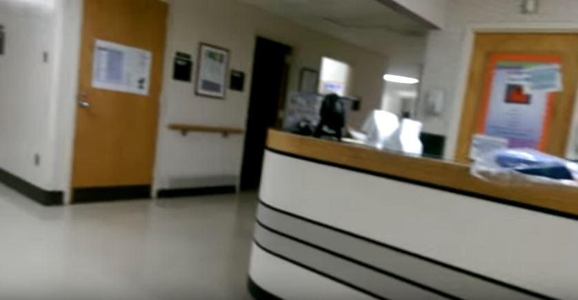 Memphis VA Hospital (Snapshot Credit, YouTube)