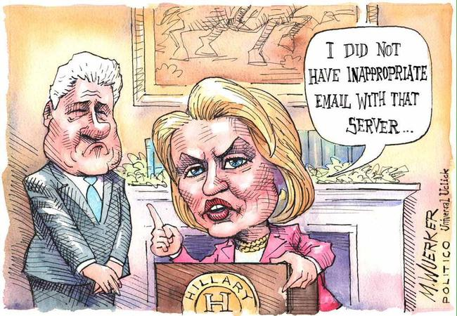 Hillary-E-Mails