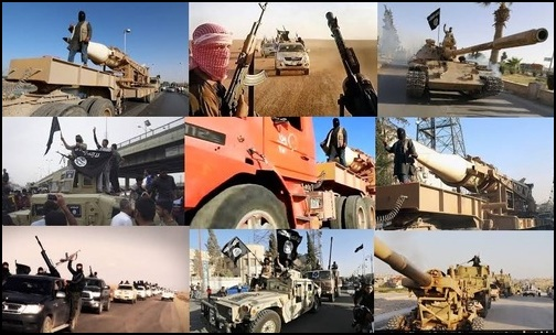 US Military Hardware Lost in Afghanistan , Found with ISIS. (Photo: Public Domain)