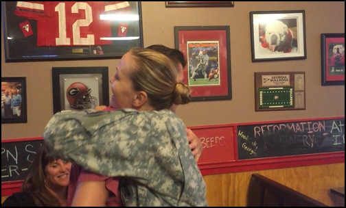 Soldier Saves Boy's Touching Letter, Tracks Him Down After 10 Years. (Photo: Public Domain)
