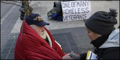End Veteran Homelessness (Photo: Public Domain)