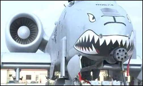 The A-10 Warthog (Photo: Public Domain)