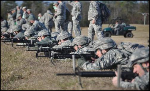 California National Guard marksmen take top honors at all-Army championship. (Photo: Public Domain)