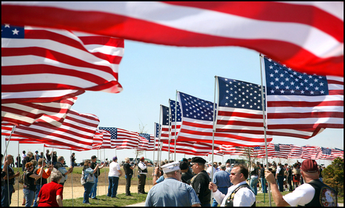 Honor Our Veterans (Photo: Public Domain)