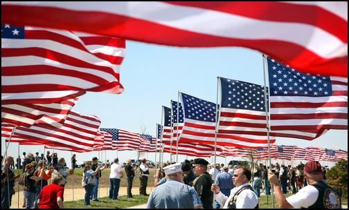 Honor Our Veterans (Photo: Public Domain)
