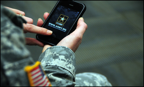 Military Sees Increase in 'Sextortion' Cases (Photo: Public Domain)