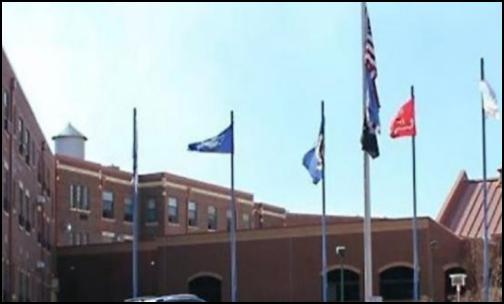 The Oklahoma veterans center in Talihina. (Photo: Public Domain)